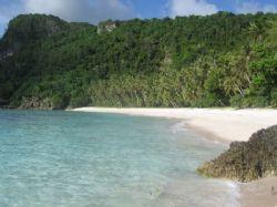 Haputo Ecological Preserve. Guam, USA. by Ben Nichols