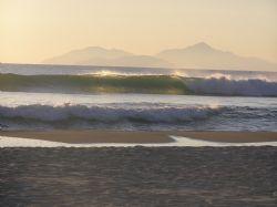 Sunrise on China Beach by Heather Shaw
