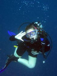 Helen.Taken in the Bahamas,Camara olympus c-5050 by Ray Eccleston