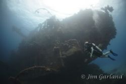 Gosei Maru - Chuuk. by Jim Garland