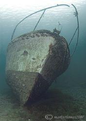 Amity Island. Capernwray. D200 16mm. by Mark Thomas