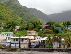 Town of Dominica.... by Kelly N. Saunders
