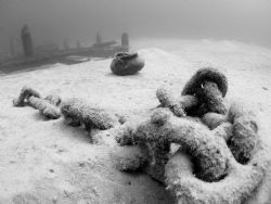 Treasure Wreck by David Schmidt
