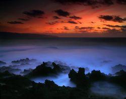 """Jagged Pastels"". Photo taken on Oahu, Hawaii. by Mathew Cook"