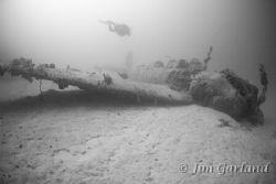 Jill Torpedo Bomber - Chuuk by Jim Garland