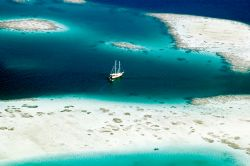 Wish you were here! Maldives 2005. by Chris Wildblood