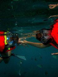 My wife is a snookellers...taken at Perhentian Island, Tu... by Zafarol Lokman