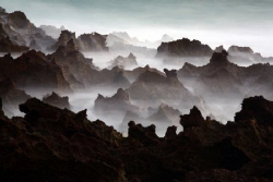 """Primal Terrain"". This was a long exposure taken moments ... by Mathew Cook"