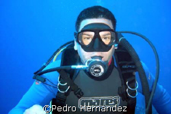 My Buddy Guillermo,Parguera, Puerto Rico by Pedro Hernandez