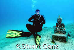 You must be one with the sea.....Bouancy is everything...... by Stuart Ganz
