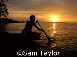 Sunset PNG style by Sam Taylor