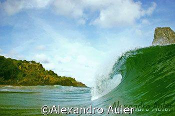 Cacimba do Padre´s Beach. Archipelago of Fernando de Noro... by Alexandro Auler