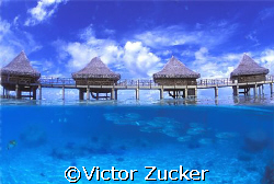 mabul resort by Victor Zucker
