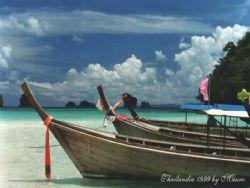 Thailandia, pee pee island - 50 mm by Mauro Serafini