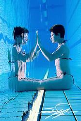 Reflection by Nicholas Samaras