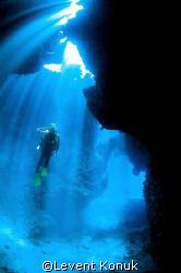 Saint Johns Reef  South Egypt by Levent Konuk