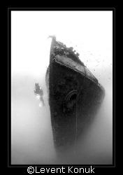 Ghost Ship by Levent Konuk