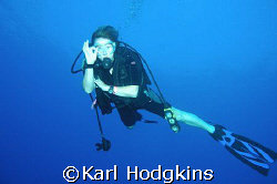 Kim's OK. Kim was showing that seeing the Turtle yet agai... by Karl Hodgkins