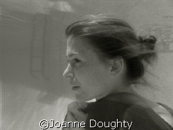 Alice in profile, shot with a Sony F828 in Markham, Ont. by Joanne Doughty
