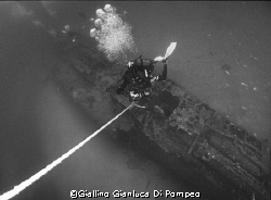 - Wonderful photo of Rubis submarine wreck. Photo taken w... by Giallino Gianluca Di Pompeo