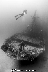 WRECK Nikon D100 and 16mm by Marco Caraceni