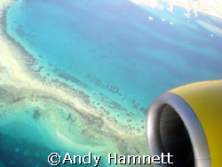In anticipation of the wonders that awaited me down there!  by Andy Hamnett
