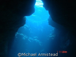 Heaven's Door taken off the Big Island of Hawaii by Michael Armistead