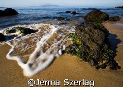 Makapu Beach, Maui HI by Jenna Szerlag