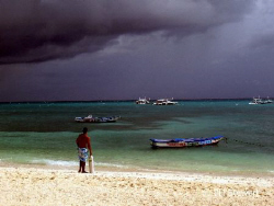 """""""Storm Clouds Brewing""""  Photo taken 27 October 2007 in th... by Bill Stewart"""