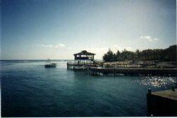 Brac Reef Beach Resort Boat Dock. Cayman Brac. Sea & Sea ... by Kevin Robert Panizza