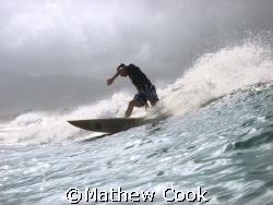 """North Shore Surfer"" Photo  taken near Hale'iwa, HI. by Mathew Cook"