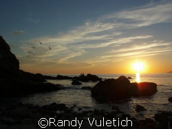 """""""End of a Good Days Diving""""    San Carlos,Mexico camera-... by Randy Vuletich"""