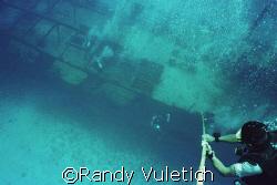 """'' shipwreck"""" cozumel     """" Sea & SEA Motor marine by Randy Vuletich"""