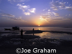 Sunrise near Marsa Alam. Egypt. :) by Joe Graham