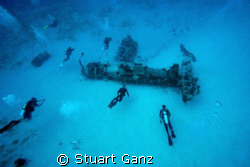 Corsair fighter of the southern Oahu coast. Taken with 10... by Stuart Ganz