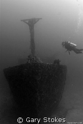 The Alma Jane, Puerto Gallera by Gary Stokes