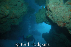 Just the one dive at the end of he season very difficult ... by Karl Hodgkins