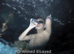 taken with nikon coolpix P5100 ,, fantasea housing FP5000... by Ahmed Elsayed