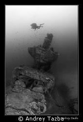 U-boat.  HMS Stubborn, 55 mt. by Andrey Tazba