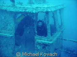 Exploring the Duane off Key Largo by Michael Kovach