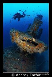 Submarine. by Andrey Tazba