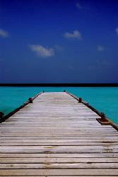 Island Kuramathi, Rasdhoo Atoll by Andy Kutsch