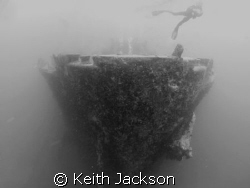 The Ghost of the Thistlegorm by Keith Jackson