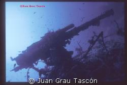 SS Thistlegorm Golfe de Suez Shaab Ali by Juan Grau Tascón