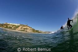 Wave jockeys by Robert Bemus