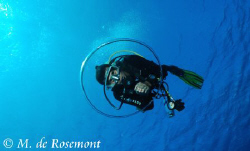 The ring Master (Ben). D50/12-24mm one strobe (Borabora) by Moeava De Rosemont