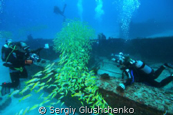 Wreck Water Lylli by Sergiy Glushchenko