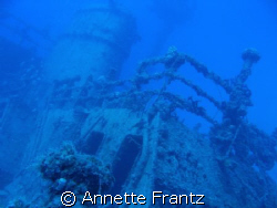 I took this photo on a recent trip to the Florida Keys to... by Annette Frantz