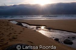 Big Sur, CA Garrapata Creek by Larissa Roorda