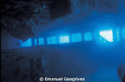 Salem Express Shipwreck, Egyptian Red Sea, Nikon F50 – Ni... by Emanuel Gonçalves